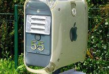 Mailboxes / by Wendy Reiten