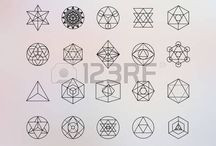 heilige Geometrie, Alchemy