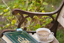 Books, silence and tea