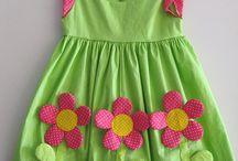 Roztomilé šaty