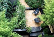 Gardens landscaping