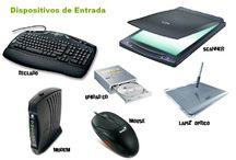 Computadoras Actuales / Componentes de Entrada y Salida, y Computadoras Actuales