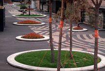 Urban design / Ландшафтная архитектура