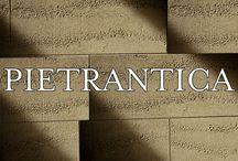 Methamorphosis Pietrantica / Compozitia bruta a stratului de acoperire, pe baza de rasini selectate si aditivi in dispersie apoasa, ideal pentru crearea de efecte precum piatra, beton sau pentru a optine un efect mai rustic, Pietrantica este potrivit atat pentru aplicatii interioare cat si exterioare.