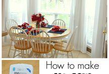 Casa - Cozinha e sala de jantar