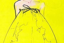 Fashion Designing ❤ / I'm a designer!  / by Krisie Marcelino