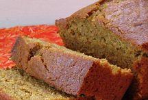 Pães e bolos sem gluten