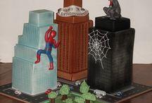 buildings cake