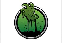 Z - game, logo ref