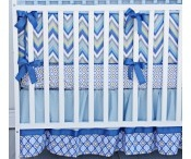 Blue, Yellow, & Grey Nursery / by Caden Lane