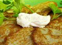 Potato pancakes / by Sandi Fezatt Schrameyer