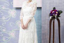 """Bridal Collection """"Donna Franca"""" / La collezione sposa creata da MORE ispirata a Donna Franca Florio"""