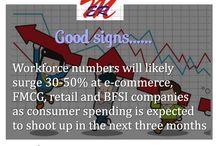 Good signs Workforce numbers