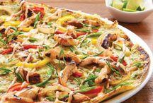 A pizza my heart! / Cheesy treats, nothing but PIzza!