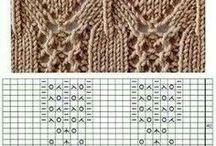 vzory na pleteni