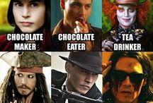 Favorite Actors