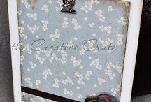 Craft ideas / by Mary Watson