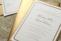 Invitaciones / pretty wedding invitations