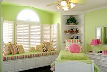 Fun Room Ideas / by Tacy Bolton