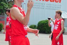 Nachwuchs-Basketball-Bundesliga (NBBL) / SCHODER-Junior-Giraffen Langen | Fotos: Marina Steuer und Jürgen Growe