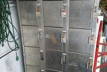 Storage & Lockers