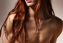 Anisa Ghziel Male models with Red Hair