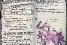 journaling / by Neptune