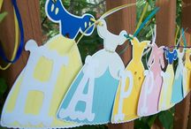 Party Ideas - Princesses & Fairies
