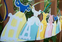 Party princesses