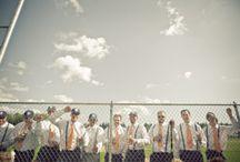 A Baseball Wedding? / by Tabitha Devore