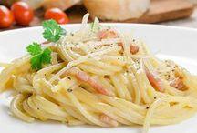 Рецепты макароны