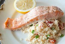 Recipes: Salmon