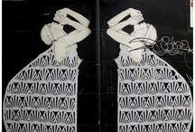 wall tatoo:mural&graffiti