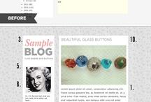 blog designs i like/read