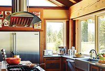 kitchen / by Liz Becker