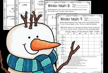 Math and Science / Practice with math skills while designing or tackling a scienc topic!