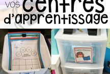centres d'apprentissage