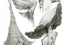 .03 / Pen(cil) Illustration Sketch Ink