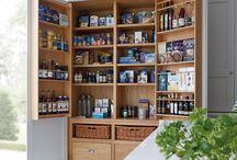 Bespoke internal cupboards