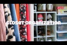 Home: Cleaning/Organizaton