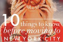 NYC Living Guide / New York City Tips & Tricks for Lifestyle