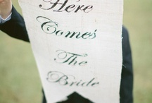 I DO! / Things I love that I could eventually see myself using in my wedding / by Emily Reed