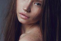 Test Shoot Model Makeup