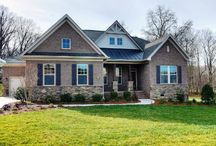 Barber Rock / All brick homes from the $400s into the $600s. Our homes are available in this N. Lancaster County community just outside of Ballantyne. Our Barber Rock community features all brick homes starting from 3084 - 3422 square feet in our Reserve Series, and starting between 3073 - 4277 square feet in our Overlook Series. Stop by today and speak with our sales agents about your new home in our Barber Rock Community!