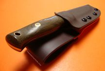 BHK Woodcrafter Kydex Sheaths / Kydex Sheaths by Godspeed Tactical for the BHK Woodcrafter.