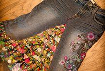 úprava oblečení
