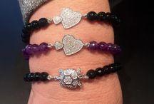 Pulseras de moda para mujeres / Nuestras pulseras son únicas y hechas a mano.