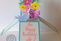 Cards - Card-in-a-Box / by Brandy Mayerski
