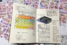 Notebooks and Sketchbooks