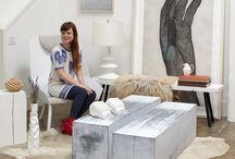 Craft Meets Design / The world of craft and design merging together is an exciting idea.